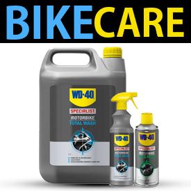 Bike care banner