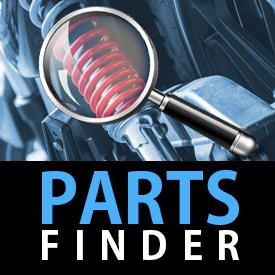 Parts finder banner